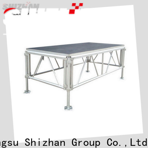 Shizhan adjustable stage trader for event