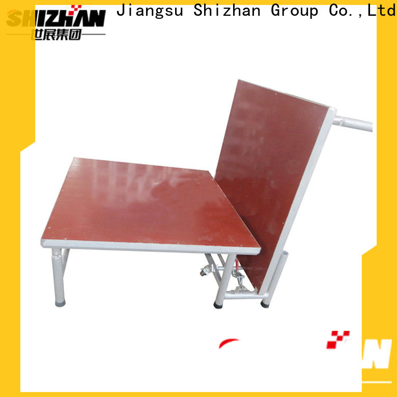 Shizhan aluminium stage trader for event