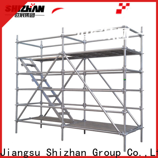 Shizhan 100% quality scaffolding supplies wholesaler trader for house building