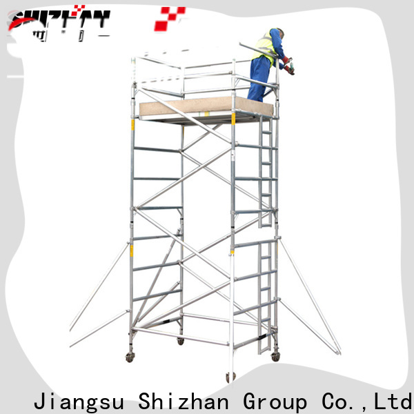 ISO9001 certified steel scaffolding tower manufacturer
