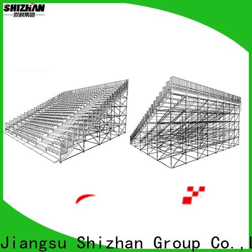 Shizhan new outdoor bleacher from China for stadium
