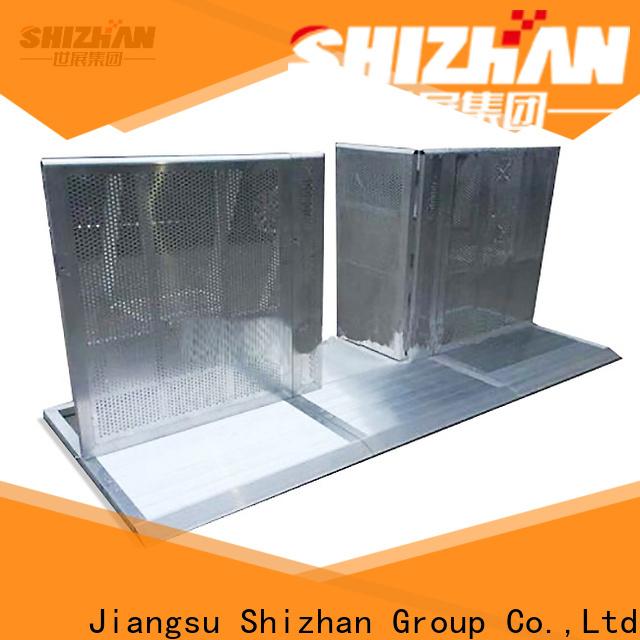 affordable stage barrier supplier for concert