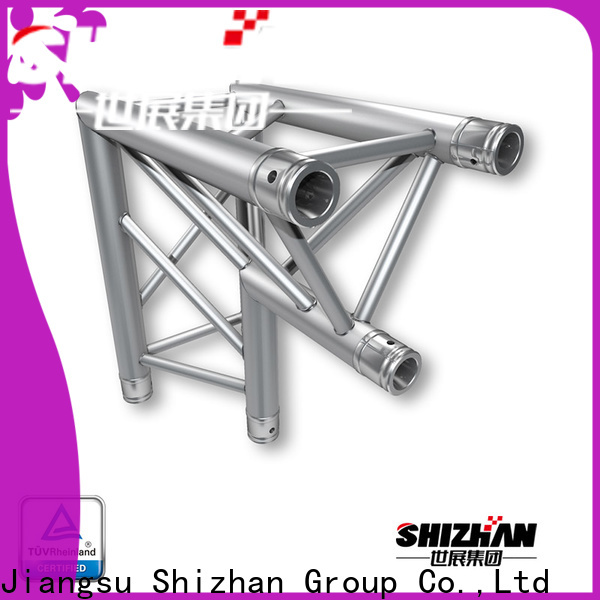 Shizhan aluminum stage truss factory for wholesale