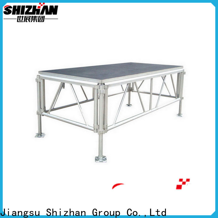 Shizhan ISO9001 certified moveable stage manufacturer for sale