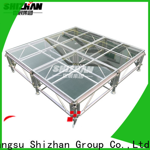 Shizhan ISO9001 certified outdoor stage trader for event
