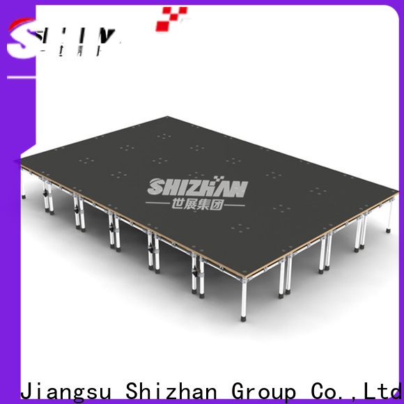 Shizhan portable stage manufacturer for event