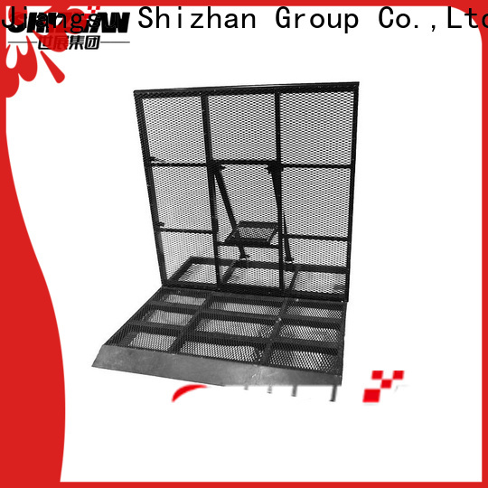 Shizhan custom crash barrier one-stop services for event