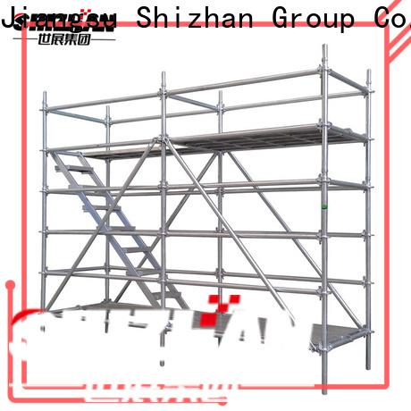 professional aluminum scaffolding wholesaler trader for importer