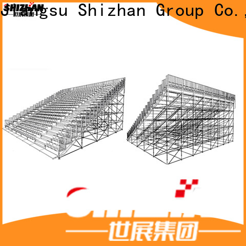 Shizhan hot recommended outdoor bleachers bulk purchase for sports