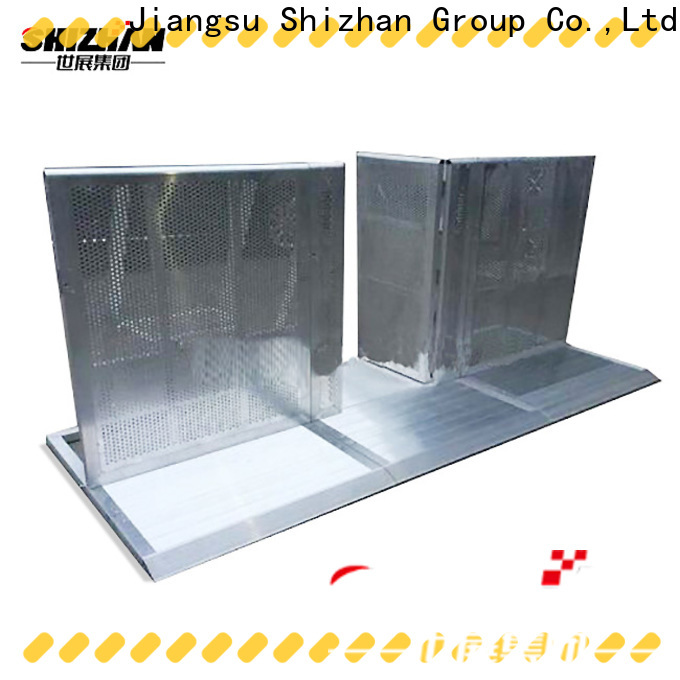 Shizhan custom stage barrier one-stop services for event