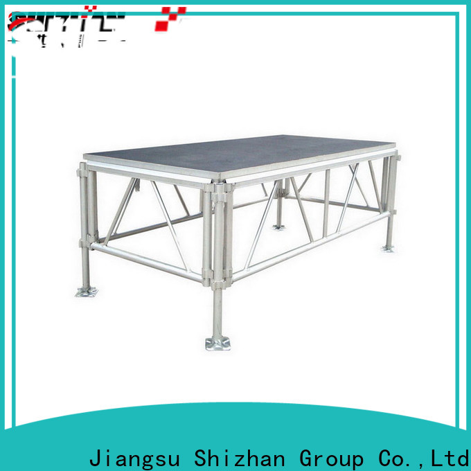 Shizhan best concert stages manufacturer for sale