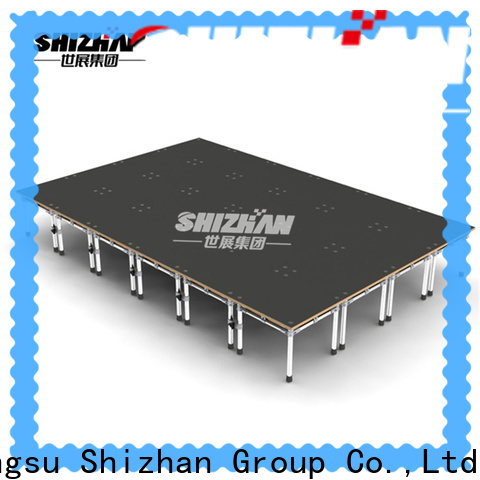 Shizhan 100% quality moveable stage trader for event