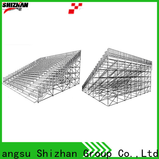 Shizhan hot recommended school bleachers from China for gym