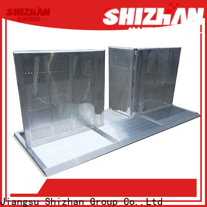 Shizhan concert barricade one-stop services for concert