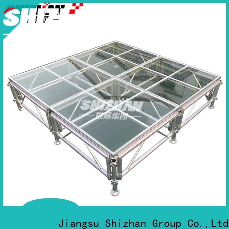 Shizhan modern adjustable stage trader for sale
