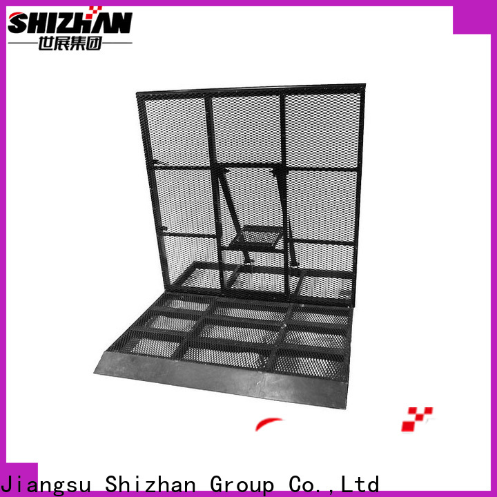 Shizhan metal barricade chinese manufacturer for event