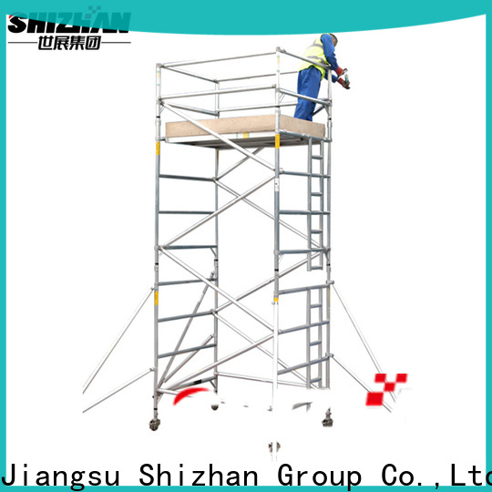 Shizhan 100% quality universal scaffolding wholesaler trader for house building