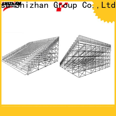 Shizhan outdoor bleacher quick transaction for sports