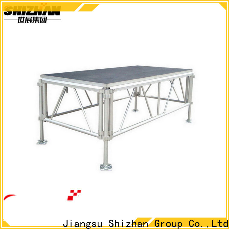 ISO9001 certified portable stage platform factory for event