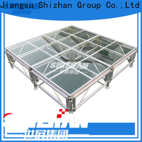 Shizhan modern mobile stage trader for event