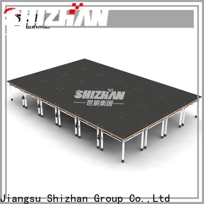 100% quality adjustable folding stage platform manufacturer