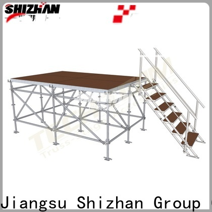 Shizhan aluminum stage platform trader for sale