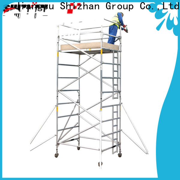 ISO9001 certified metal scaffolding solution expert for importer
