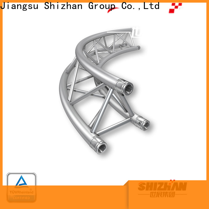 Shizhan professional exhibit and display truss solution expert for importer