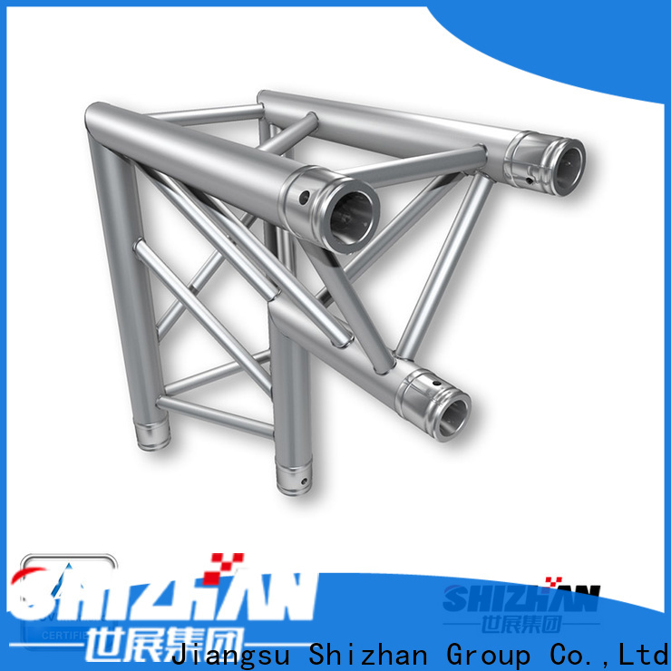 Shizhan custom metal roof trusses factory for event