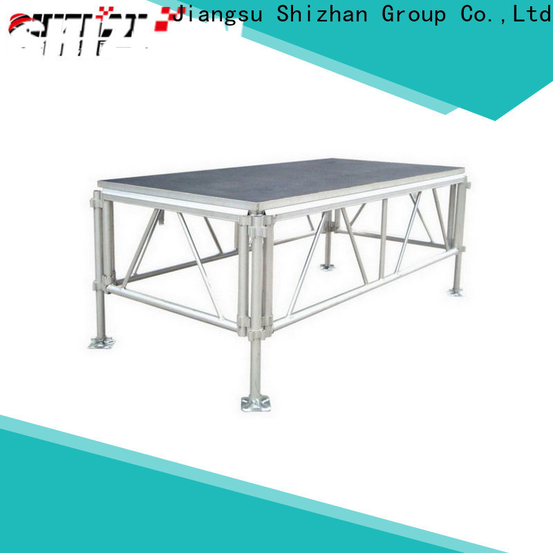 Shizhan folding stage platform factory for sale