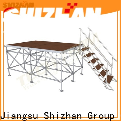 Shizhan moveable stage trader for event