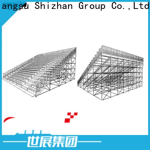 Shizhan gym bleachers bulk purchase