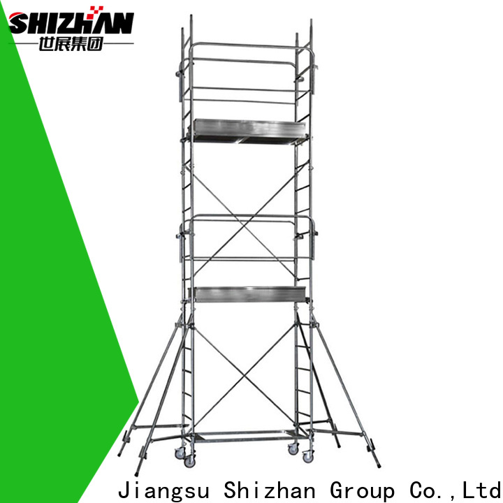 Shizhan professional scaffolding supplies solution expert for importer