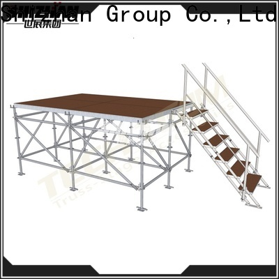 100% quality outdoor concert stage manufacturer for party