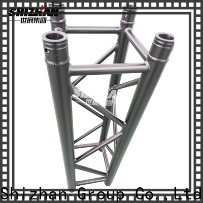 Shizhan custom aluminium truss system stage factory for event