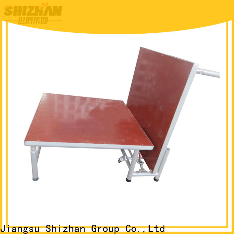 100% quality aluminium stage factory for sale