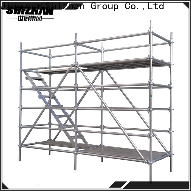 Shizhan scaffolding tower exporter for importer