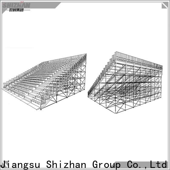 Shizhan new baseball bleachers bulk purchase for stadium