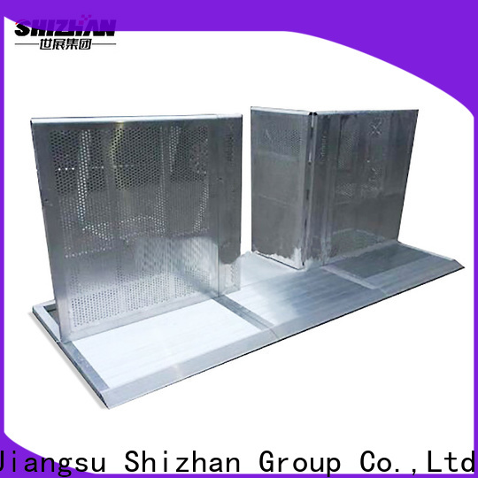 Shizhan TUV certified security barrier one-stop services for event