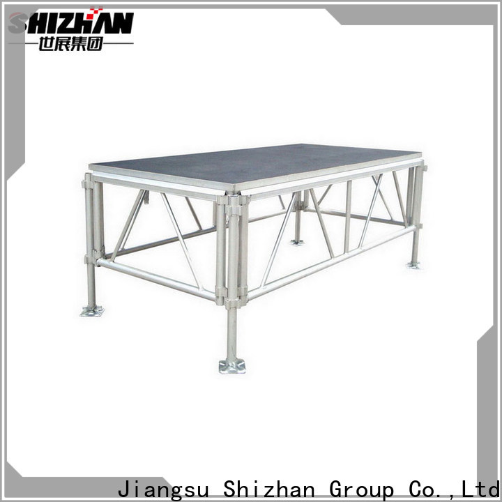 Shizhan 100% quality small stage platform factory for sale