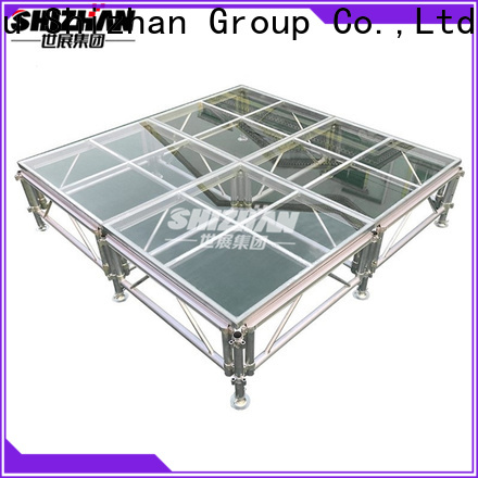 Shizhan stage platform manufacturer for party