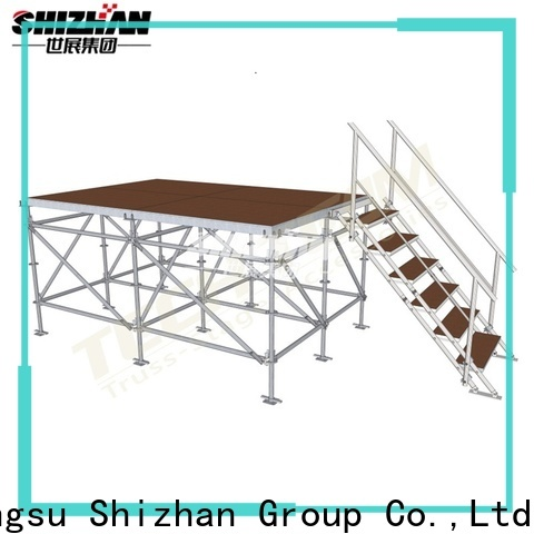 Shizhan small stage platform manufacturer for event