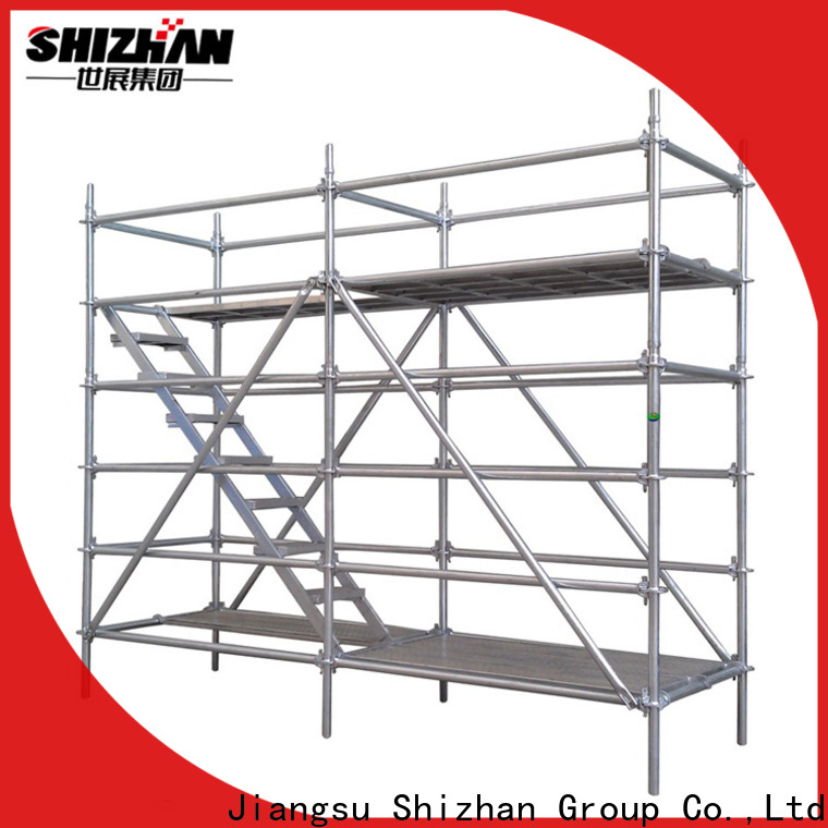 ISO9001 certified scaffolding tower solution expert for house building