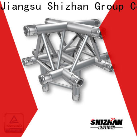 Shizhan custom aluminium truss system stage solution expert for importer