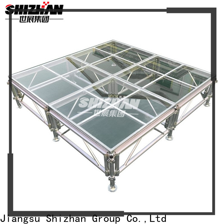 Shizhan best concert stages manufacturer for party