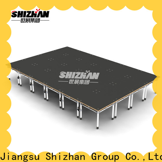 Shizhan modern event stage trader for event