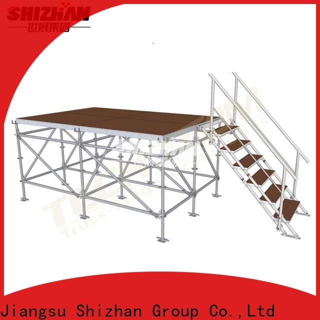Shizhan outdoor stage manufacturer for sale