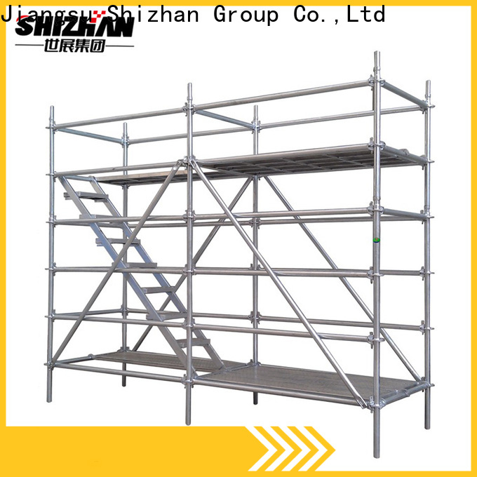 Shizhan portable scaffolding solution expert for construction
