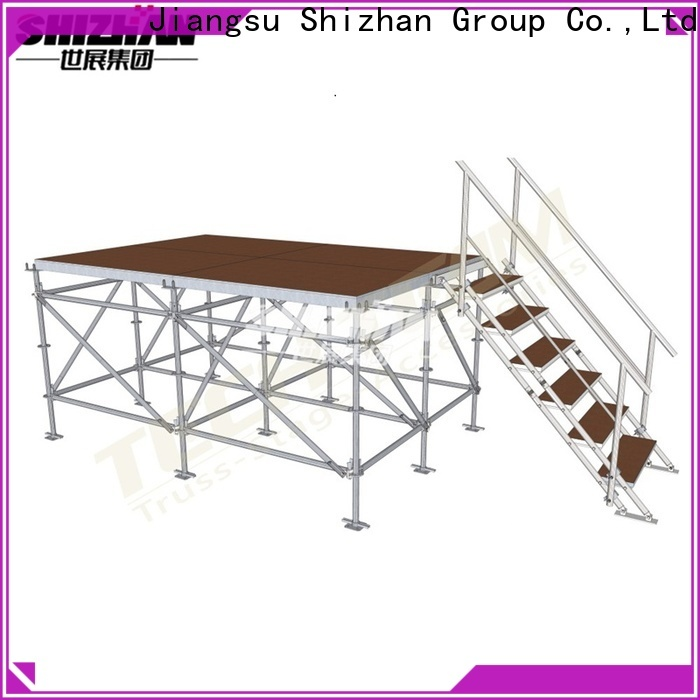 Shizhan folding stage factory for party