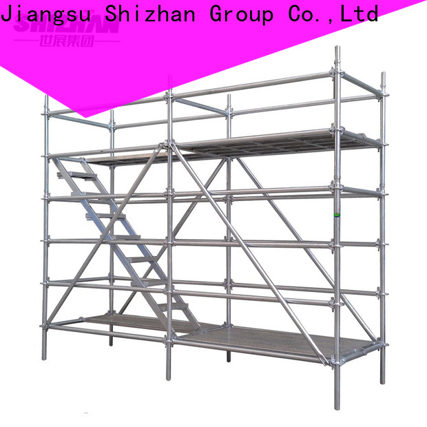 Shizhan scaffolding frame solution expert for house building